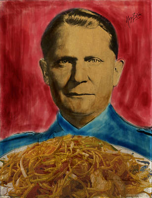 Bami Goering Poster by Nop Briex