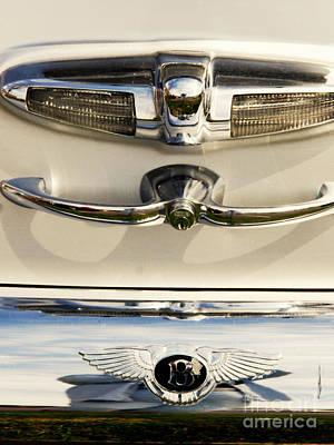 Bentley Details Poster by Susanne Van Hulst