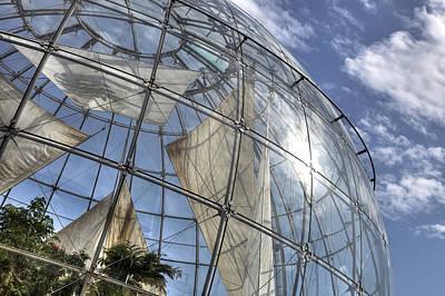 biosfera in Genoa Poster by Joana Kruse