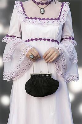 Black Handbag Poster by Joana Kruse