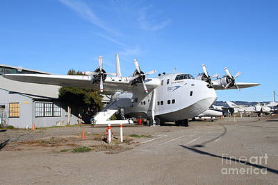 Boac British Overseas Airways Corporation Speedbird Flying Boat . 7d11249 Poster by Wingsdomain Art and Photography