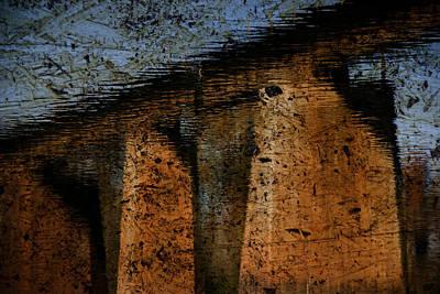 Bridge To Nowhere Poster by Steven Richardson