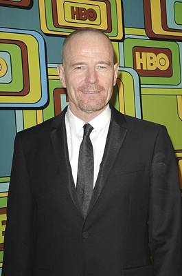 Bryan Cranston At The After-party Poster by Everett