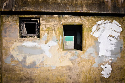 Bunkers Poster by Ronda Broatch