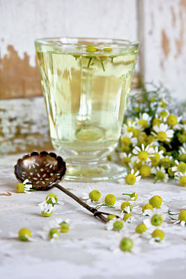 Camomille Tea Poster by ©Tasty food and photography