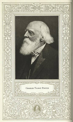 Charles Talbot Porter, Us Engineer Poster by Science, Industry & Business Librarynew York Public Library