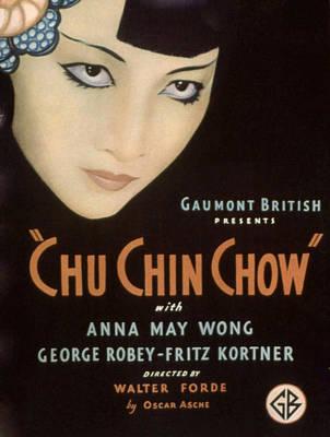 Chu-chin-chow, Aka Ali Baba Nights Poster by Everett