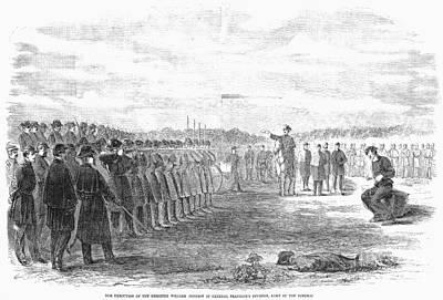 Civil War: Union Deserter Poster by Granger