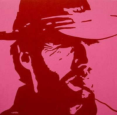 Clint Poster by John  Nolan