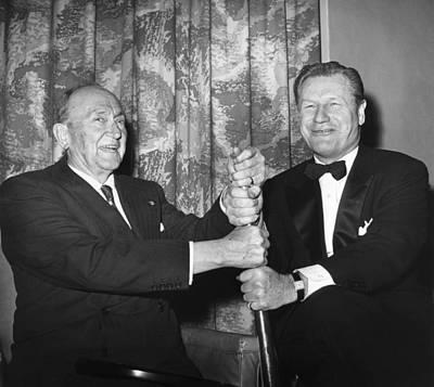Cobb & Rockefeller, 1960 Poster by Granger