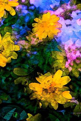 Color 108 Poster by Pamela Cooper