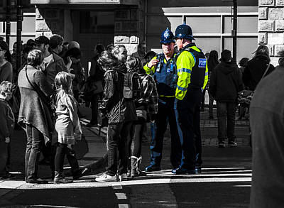 Coppers Poster by Paul Howarth