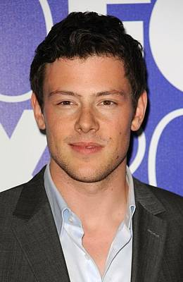 Cory Monteith In Attendance For Fox Poster by Everett