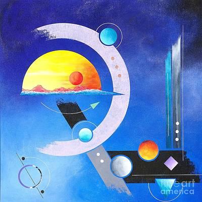 Day Dream Poster by Franziskus Pfleghart