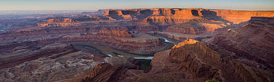 Dead Horse Point Panorama Poster by Andrew Soundarajan