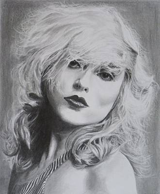 Debbie Harry Poster by Mike OConnell