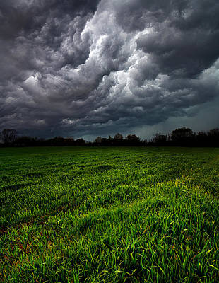Deluge Poster by Phil Koch