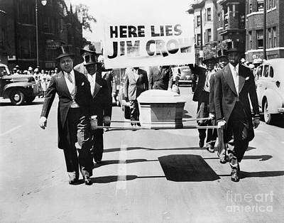 Detroit: Naacp Parade, 1944 Poster by Granger