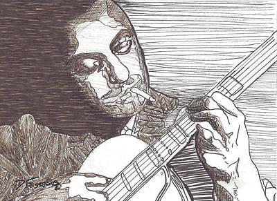 Django Poster by David Fossaceca