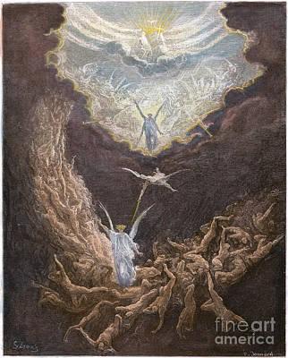 Dor�: Last Judgment Poster by Granger