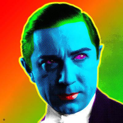 Dracula Poster by Gary Grayson