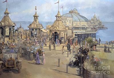 Eastbourne Poster by Peter Miller