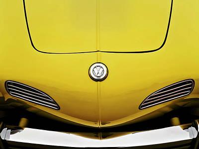 Electric Karmann Poster by Douglas Pittman