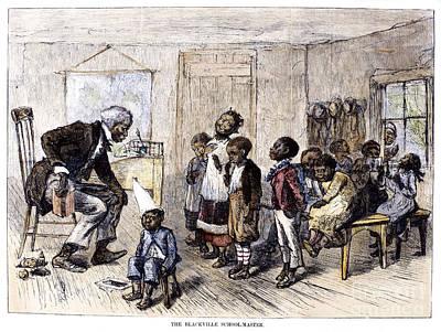 Elementary School, 1879 Poster by Granger