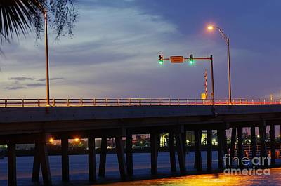 Evening Causeway Poster by Don Youngclaus