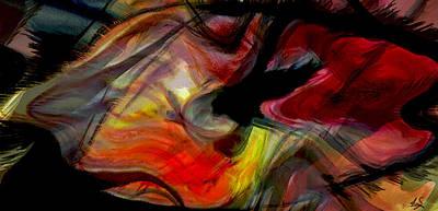 Eye Candy Poster by Linda Sannuti