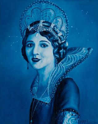 Fairy Godmother Poster by Eliza Furmansky