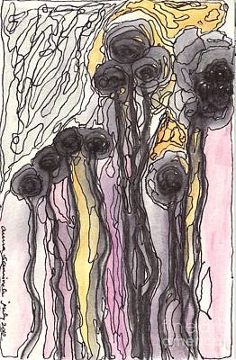 Flowers Poster by Aruna Samivelu
