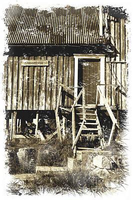 Forgotten Wooden House Poster by Heiko Koehrer-Wagner