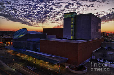 Fox Cities Performing Arts Center Poster by Joel Witmeyer