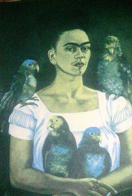 Frida Kahlo 6 Poster by Unique Consignment
