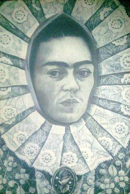 Frida Kahlo 7 Poster by Unique Consignment