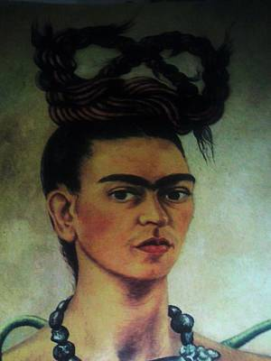 Fridah Kahlo  Poster by Unique Consignment