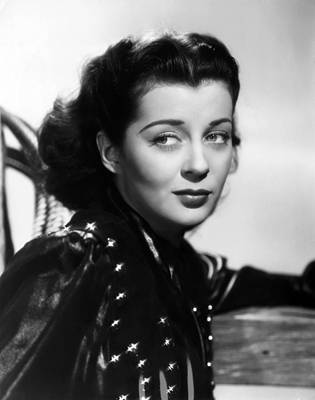 Gail Russell, 1947 Poster by Everett