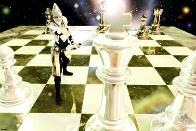 Game For Throne Poster by Gabor Gabriel Magyar - Forgottenangel
