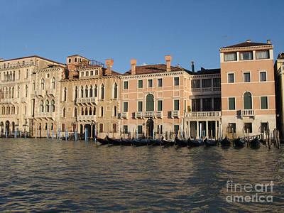 Grande Canal. Venice Poster by Bernard Jaubert