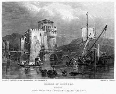 Greece: Negropont, 1833 Poster by Granger