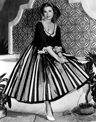 Green Fire, Grace Kelly, 1954 Poster by Everett