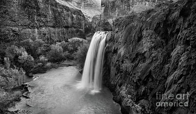 Havasu Falls Poster by Keith Kapple