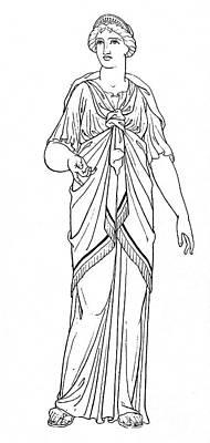 Hera (juno) Poster by Granger