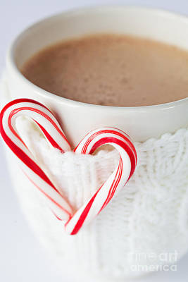 Hot Chocolate Poster by Kim Fearheiley