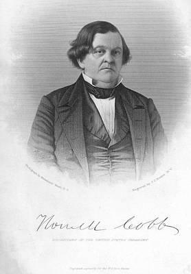 Howell Cobb (1815-1868) Poster by Granger