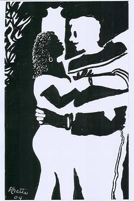 I Love You Poster by Rhetta Hughes