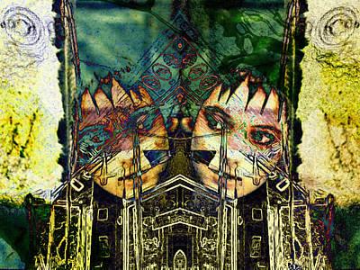 Industrial Deetz Poster by Eleigh Koonce