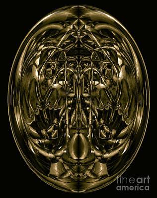 Inner World No. 2 Poster by David Gordon