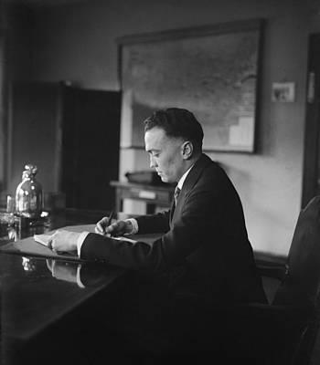 J. Edgar Hoover 1895-1972, As Director Poster by Everett
